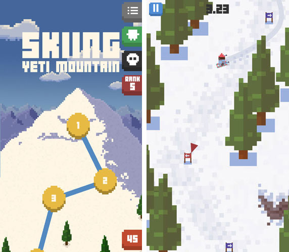 skiing-yeti-mountain-gameplay